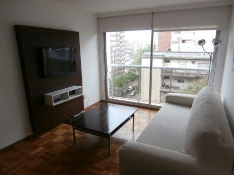 Dueño Alquila Apartamento 1 Dormitorio 100% Amueblado En Punta Carretas