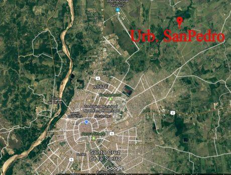 Vendo Lotes En La Urb. San Pedro Desde 360m2