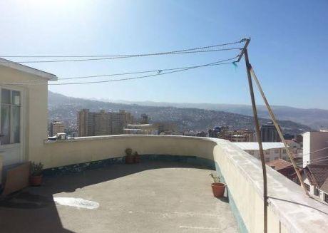 Casa En Venta En Sopocachi La Paz $us 430,000