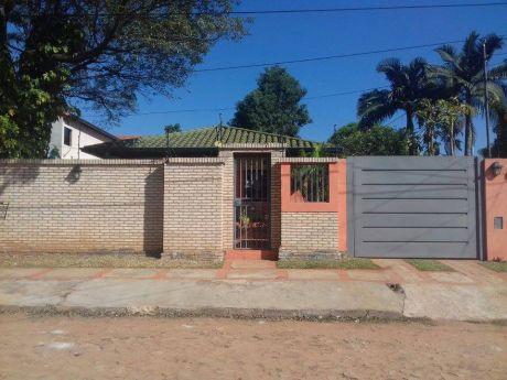 Hermosa Casa En Barrio San Antonio - Luque (cod. 16