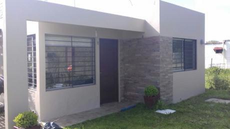 Casa 2 Dorm En Playa Gde, Piriáp. Impecable! Amueblada, Acepta Crédito Banco!