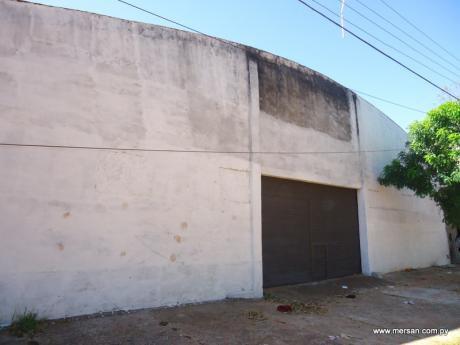Deposito A Cuadras De La Terminal De Asuncion (195)