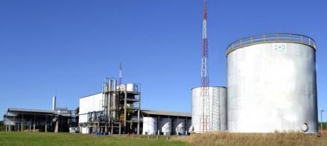 V-061 Planta Industrial - Coronel Oviedo
