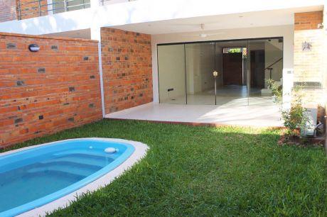 Duplex En Alquiler Barrio Mburucuya Con 3 Dormitorios