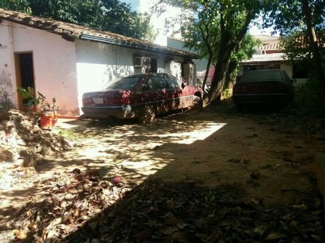 Terreno Con Casa A Demoler O Refaccionar