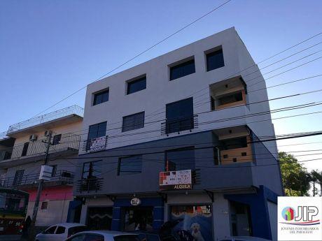 Alquilo Coqueto Departamento En Fernando De La Mora Zona Norte!!
