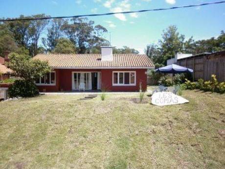 Casa En Zona Rinconada Baja A 3 Cuadras Del Mar