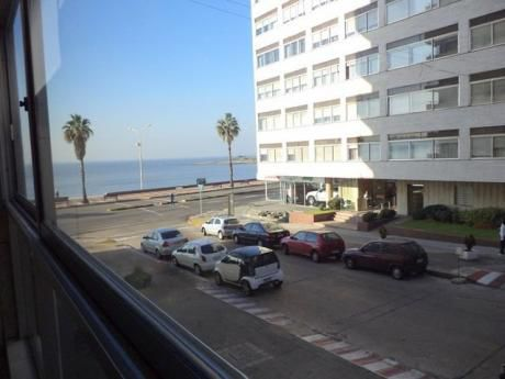 Hermoso Apto Con Vista Al Mar - 4 Dorm + Serv, Gge Doble. Amenities.