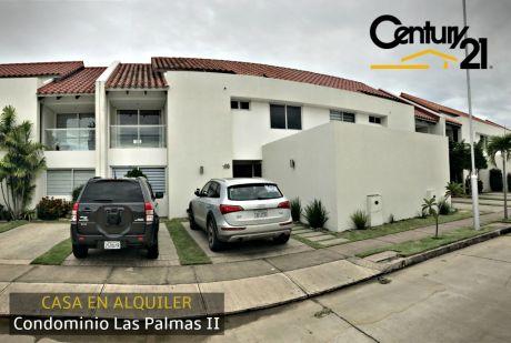 Casa En Alquiler Las Palmas II