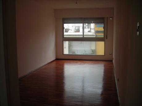 Apartamento Cordon 1 Dormitorio Vazquez Y Mercedes