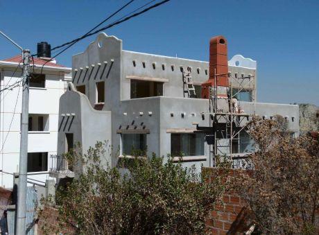 Casa En Venta En Achumani La Paz $us 290,000
