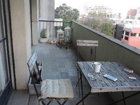 Fte A Villa Biarritz. Gran Balcon, Estar. Gge Fijo. 145 Mts