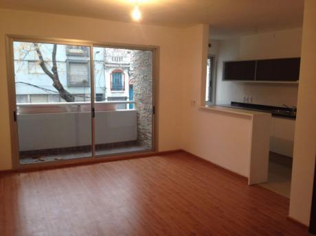Apartamento De 2  Dormitorios A Estrenar!!! Consulte SÍ Banco