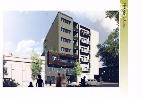 Apartamentos De 1, 2 Y 3 Dormitorios Con Cochera Incluida - A Estrenar