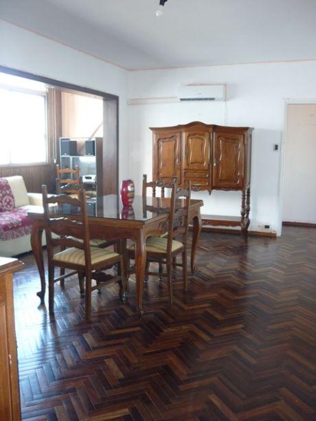 Excelente Apartamento Al Frente Sobre Guana