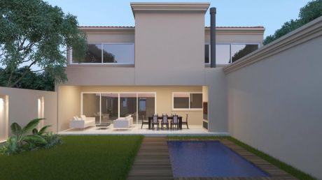 Lujosa Residencia En Mburucuya - 3 Suites