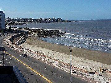 Rbla O´higgins, Con Vista Al Mar!! Impecable, Garaje Fijo!!