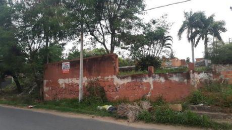 Vendo Terreno Sobre La Calle Molas Lopez De Calle A Calle