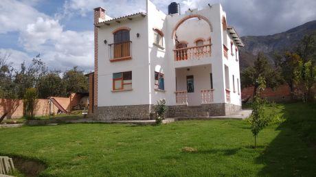 Casa En El Palomar - Mecapaca