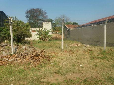 Terreno En Barrio Mburucuya