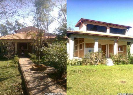 Casa Quinta De Lujo - Itagua Km 25 - Aldama CaÑada