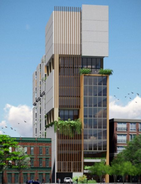 Edificio Zenith ! Departamentos Tipo Duplex