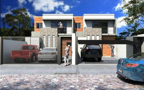 Vendo Duplex En Barrio Herrera, 3 Habitaciones En Suite