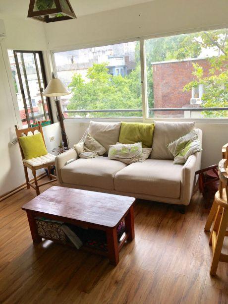 Venta De Apartamento En El Centro De 1 Dormitorio