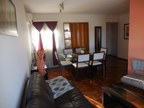 Apartamento Muy Buen Estado De 2 Dormitorios En Parque Batlle