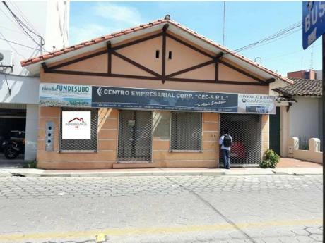 Casa En Venta Calle Mercado