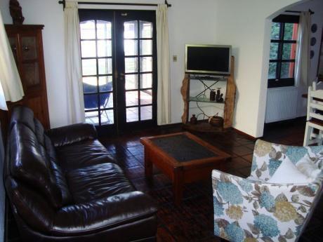 Linda Casa En San Rafael - 2 Dorm