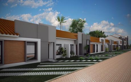 Casa Modelo 1  Pre-venta En Condominio Las Palmeras