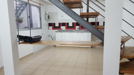 Divino Duplex 50mts 2 Dor A Nuevo Parrillero Azotea Seguro Cassinoni