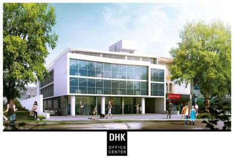 Oficinas Dhk- Office Center