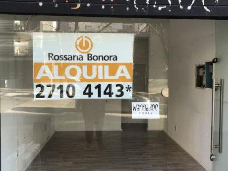 Alquiler Local Comercial Pocitos