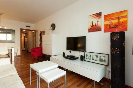 Apartamento Con Dos Habitaciones En La Paz - Torre Dalias