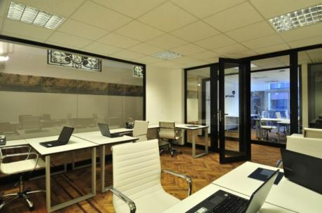 Smart Office - Private - Palacio Salvo