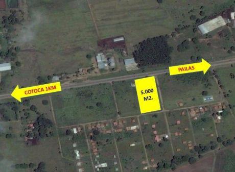 Terrenos Estratégicos En Cotoca