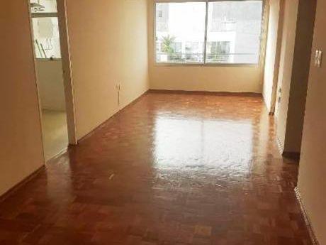 Alquiler De Apartamento 2 Dormitorios En Punta Carretas