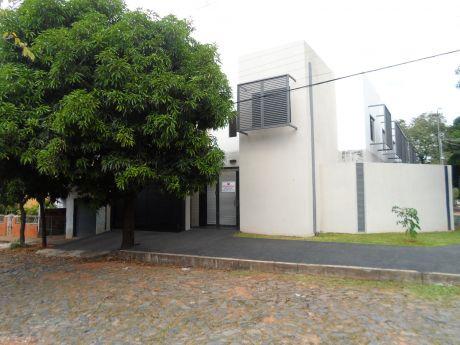 Alquilamos Duplex En Asunción - Zona Municipalidad De Asunción