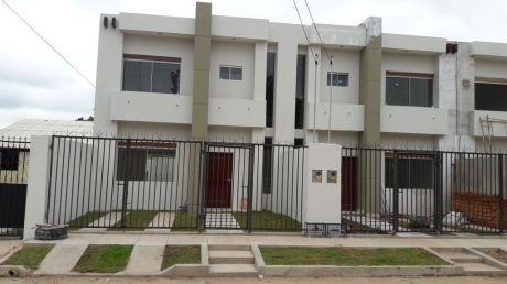Hermosas Casas Minimalistas A Estrenar En Urbanizacion Cotoca