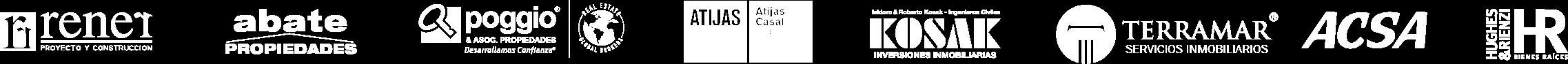 Logos inmobiliarias Uruguay