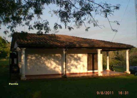 Campo De 22,5 Has. En Isla Pucu, Departamento De Cordillera!!!