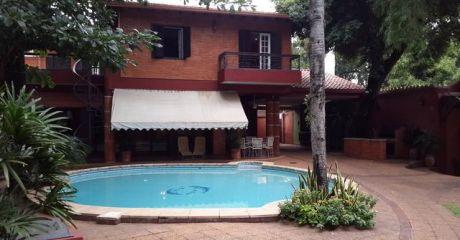 En Barrio Cerrado Aranjuez Espectacular Casa 1200m2 De Terreno!!ref:aq87