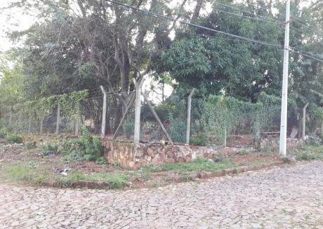 Lambare Hermoso Terreno En Esquina! Ideal Para Duplex!