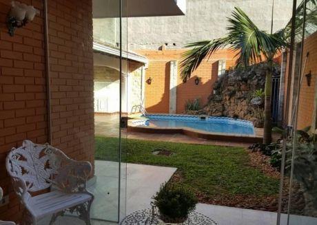 Villa Morra/ Amoblada Y Equipada/ $2200/