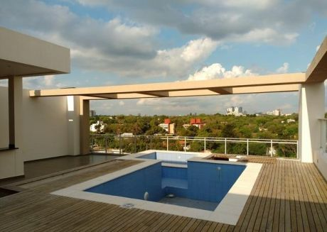 Penthouse Nicely Finished By Owner For Sale In Brand-new Building Casa Rica Area