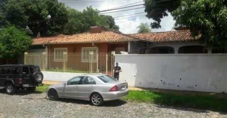 Remato Casa En Villa Morra!! Antes $ 530.000 Ahora $ 380.000