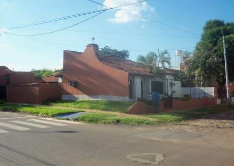 Villa Morra Alquilo Chalet Toda En Una Planta Zona Shopping Mcal Lopez