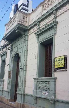 Casa Para Alquiler En El Centro De Asuncion
